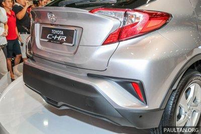 Toyota C-HR 7.