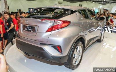 Toyota C-HR 6.