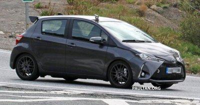 Toyota Yaris GRMN xuất hiện thêm biến thể 5 cửa 2