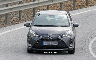 Toyota Yaris GRMN xuất hiện thêm biến thể 5 cửa.