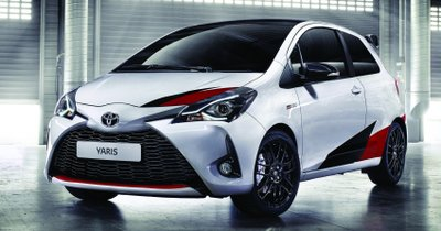Toyota Yaris GRMN xuất hiện thêm biến thể 5 cửa 4