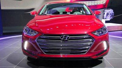 Hyundai Elantra 2017 mở bán tại Malaysia, giá từ 636 triệu 2