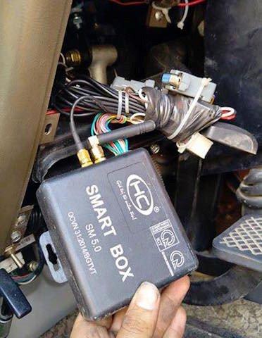 Hộp đen trên ô tô và những điều cần biết f036
