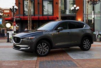Lý do Mazda CX-8 không được bán tại Mỹ?.