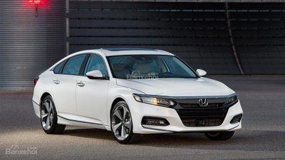 Đánh giá xe Honda Accord 2019: Đối thủ sừng sỏ trong phân khúc,