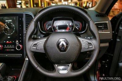 SUV Pháp Renault Koleos 2017 chính thức ra mắt Malaysia, giá 1,07 tỷ đồng a12