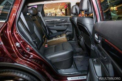 SUV Pháp Renault Koleos 2017 chính thức ra mắt Malaysia, giá 1,07 tỷ đồng a16