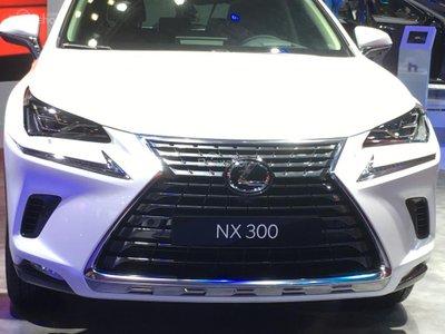 Cận cảnh crossover hạng sang Lexus NX 2018 tại triển lãm VMS a3