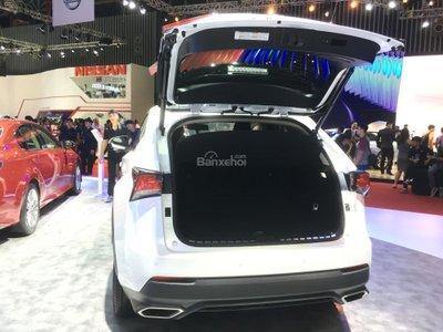 Cận cảnh crossover hạng sang Lexus NX 2018 tại triển lãm VMS a8