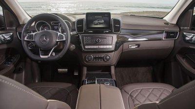 Mercedes-AMG GLE43 2018 có sức mạnh lớn hơn và nhẹ hơn a4