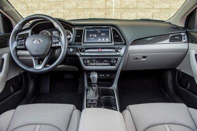 Ưu điểm của Hyundai Sonata 2019 - Nhiều tính năng tiêu chuẩn z