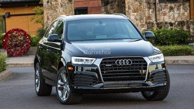 ô tô Audi Q2 màu đen