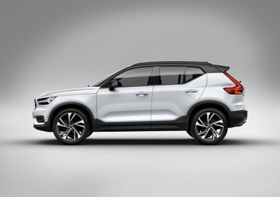 Đánh giá Volvo XC40 2018 về thiết kế thân xe