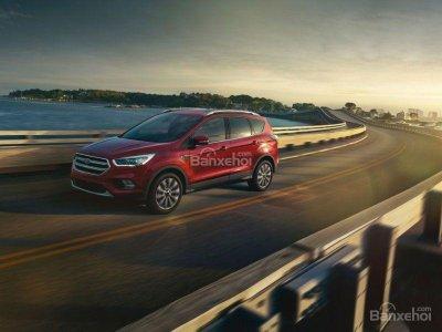Ưu nhược điểm của Ford Escape 2017 sắp mở bán tại Việt Nam..