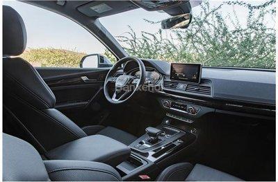 So sánh Audi Q5 và Audi Q7 2018 về chất lượng nội thất.