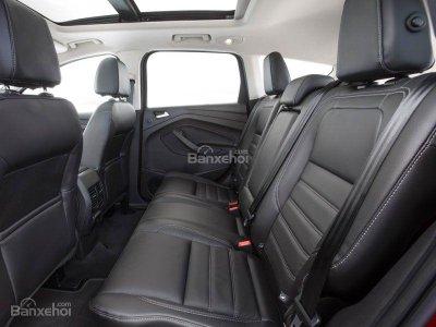 hàng ghế sau xe Ford Escape 2017