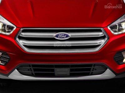 lưới tản nhiệt của ô tô Ford Escape 2017