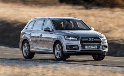 Tìm hiểu nhược điểm của mẫu Audi Q7 2017.
