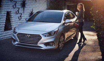 Hyundai Accent 2018.