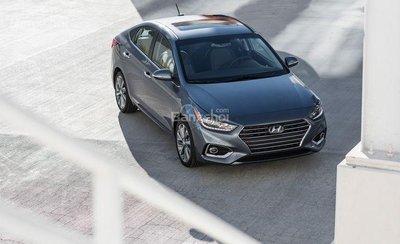 Hyundai Accent 2018 có giá rẻ bậc nhất phân khúc.