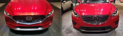 Mazda CX-5 2018 mới vẫn được trang bị 3 phiên bản động cơ