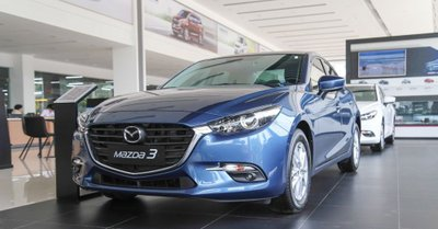 Giá lăn bánh Mazda 3 2019