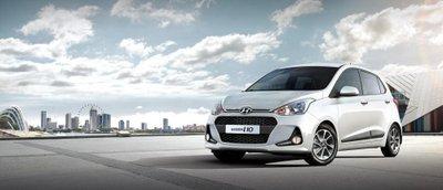 Thông tin chi tiết Hyundai Grand i10 mới ..