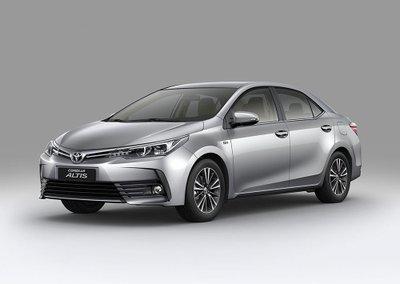 Giá xe Toyota Corolla Altis