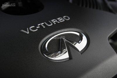 Infiniti QX80 2019 sử dụng động cơ VC-Turbo 2.0L mạnh 268 mã lực/ 380 Nm.