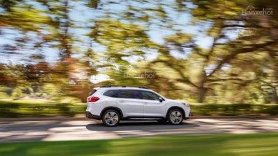 Subaru Ascent 2019 bắt đầu mở bán từ giữa năm nay z