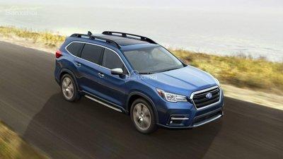 Subaru Ascent 2019 có từ 7 đến 8 chỗ z