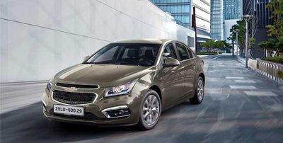 Khách hàng sẽ phải bỏ thêm phí để Chevrolet Cruze có thể lăn bánh a2