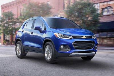 Khách hàng sẽ phải bỏ thêm phí để Chevrolet Trax có thể lăn bánh a2