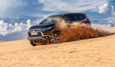 Giá xe Mitsubishi Pajero Sport 2020 mới nhất a1