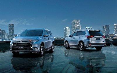 Mitsubishi Outlander 7 chỗ ra mắt Việt Nam, giá 983 triệu đồng 1