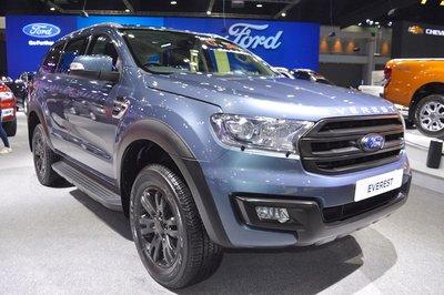 Ford Everest 2018 ra mắt tại Thái Lan, sắp về Việt Nam? a1