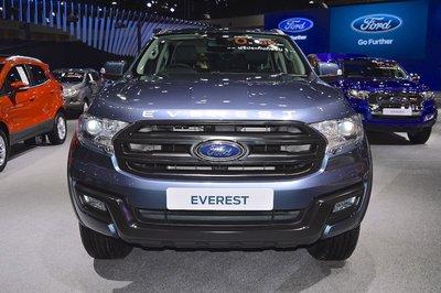 Ford Everest 2018 ra mắt tại Thái Lan, sắp về Việt Nam? a2