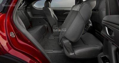 Ghế sau của Mazda CX-9 2018