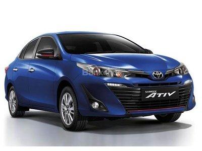 Toyota Vios 2018 giá 439 triệu đồng ra mắt thị trường Lào chính là Yaris Ativ.