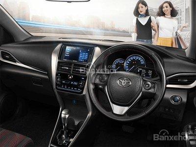 Toyota Vios 2018 giá 439 triệu đồng ra mắt thị trường Lào chính là Yaris Ativ a4