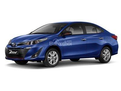 Toyota Vios 2018 giá 439 triệu đồng ra mắt thị trường Lào chính là Yaris Ativ a2