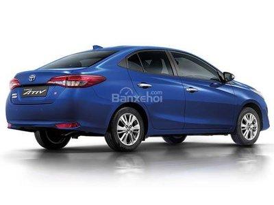 Toyota Vios 2018 giá 439 triệu đồng ra mắt thị trường Lào chính là Yaris Ativ a3