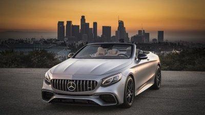 Mercedes S-Class Cabrio mới giá 3,5 tỷ dành cho khách hàng Anh a5