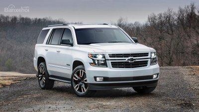 SUV thông thường đều sử dụng cấu trúc khung thân xe rời giống xe bán tải để tăng độ bền..
