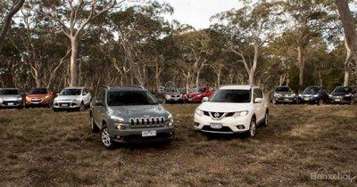 CUV sở hữu thiết kế kiểu dáng ấn tượng, trải nghiệm lái mượt mà và xử lý linh hoạt hơn SUV.....