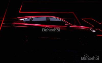 Acura RDX Prototype 2019 sẽ ra mắt toàn cầu tại triển lãm Detroit 2018.