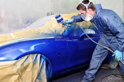 Hãy chú ý đến chất lượng sơn xe trước khi mua hoặc khi bạn muốn sơn lại xe
