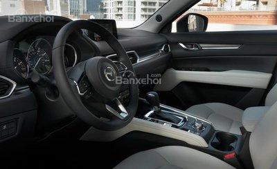 Nội thất Mazda CX-5 2018