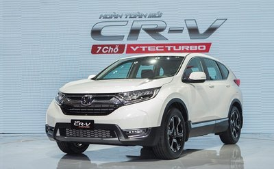 Nhìn lại 1 năm đầy sóng gió của xe Honda CR-V thế hệ mới tại Việt Nam a3
