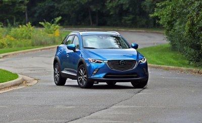 Mazda CX-3 Sport 2018 ra mắt tại Anh, giá 712 triệu đồng 3